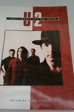U2 Three Chords and the Truth by Niall Stokes
