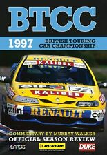 BTCC British Touring Car Championship - Official Season Review 1997 (New DVD)