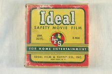 SLEEPYHEAD Hal Roach Comedy 8mm Film projector Movie Vintage