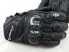 Gants moto 100% cuir avec protection carbone taille XXL VENDEUR FRANCAIS