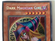 YuGiOh Dark Magician Girl MFC-000 Unlimited Ultra Rare Mint Condition