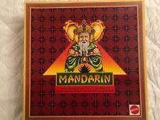 Mandarin Board Game by Mattel 1990