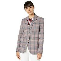 MSRP $139 Tommy Hilfiger Women's One Button Blazer Size 8