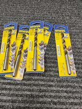 Irwin Tools 1792770 7/16-Inch Multi Material Drill Bit Lot of 5