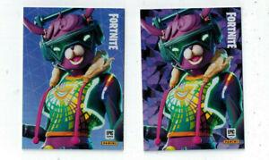 Fortnite Panini Series 2 Karte DJ BOB Legendary Outfit #173 Crystal Shards+Holo