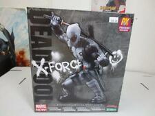 X-Force DEADPOOL px exclusive 1/10th scale pre-painted model  (statue) MISB bust