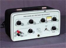 EDC MODEL VS-II PRECISION 0-10V DC VOLTAGE REFERENCE