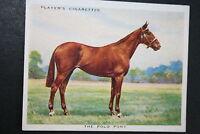 Polo Pony     Original Vintage Colour Card ## VGC