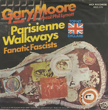 GARY MOORE - Parisienne Walkways / German Single