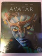 Avatar (3D Blu-ray,DVD, Steelbook))