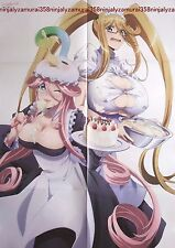 Monster Musume no Iru Nichijou / PuriPara poster promo anime girl pri para big