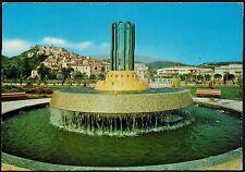 AA0061 Cosenza - Provincia - Scalea - Giardini pubblici e fontana ornamentale
