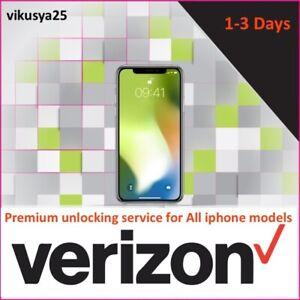 VERIZON PREMIUM FACTORY UNLOCK SERVICE FOR IPHONE 13  13 PRO   13 PRO MAX