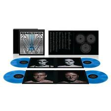 Rammstein Paris blue vinyle 4lp 2cd bluray Super Deluxe Edition Box conser 19.05.2017
