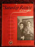 Saturday Review July 22 1939 LOUIS GOLDING DAVID CECIL