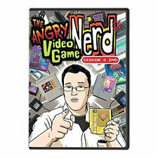 NEW Angry Video Game Nerd Season 6 (DVD)