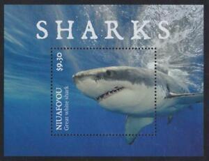 # Niuafo'ou (2019) Sharks S/S