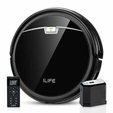 Ilife A4s Pro Robot Vacuum 1500Pa Max Suction ElectroWall Remote Control Slim.