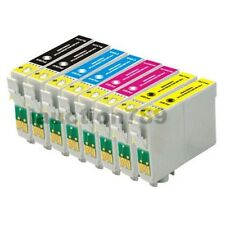 8x Ink Cartridge 200XL T2001 for XP-100 XP-200 XP-314 XP-400 WF-2520