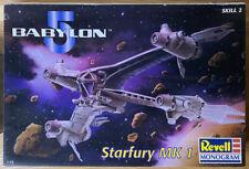 Babylon 5 : Starfury MK1 Model Kit by Revell Monogram (85-3621) Ivannova