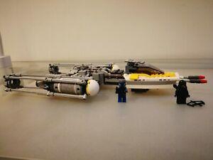LEGO 9495 Star Wars Gold Leader's Y-wing Starfighter