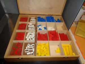 Lego Sortier und Aufbewahrungskiste aus Holz 41x41x11 cm