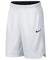 Mens Nike Shorts Medium or Large White Black Authentic Dri Fit Icon Basketball