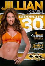 Ripped in 30 Jillian Michaels DVD