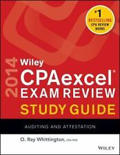 Wiley CPAexcel Exam Review 2014 Study Guide, Auditing and Attestation-ExLibrary