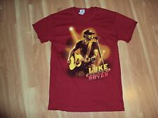 Luke Bryan That's My Kind Of Night Tour 2014 Concert T-Shirt Med Brand New