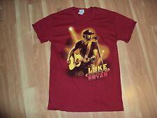 LUKE BRYAN That's My Kind Of Night Tour 2014 CONCERT T-Shirt Small Brand New