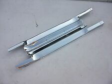RECHROMED REAR SCUFF PLATES SUITS HQ HJ HX HZ WB HOLDEN SEDAN AND WAGON
