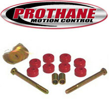 Prothane 4-401 Front Sway Bar End Link Kit Poly Chrysler Dodge Ford Mazda Red