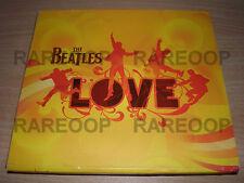 LOVE [Bonus Audio DVD 5.1] Cirque du Soleil by The Beatles (CD, DVD, 2006)