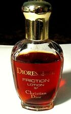 CHRISTIAN DIOR DIORESSENCE FRICTION LOTION  3 oz 3/4 full