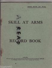 Army 1914-1945 Documents & Maps Militaria