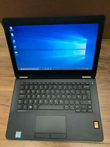 Dell Latitude 7270 Intel Core i5 6300U,525GB Crucial SSD, Backlit Keyboard, 16GB