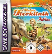 Meine Tierklinik in Afrika für GameBoy Advance GBA und Nintendo Ds Neu Ovp