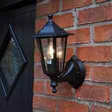 Traditional Victorian Style Lantern Wall Light Garden Security Lamp 240v OUT5