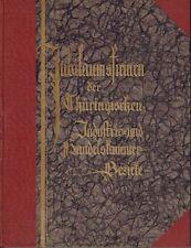 Jubiläumsfirmen der Thüringen Handelskammer Bezirke Rege 1927 Sonneberg Gera