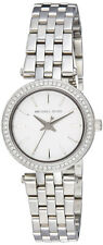 Michael Kors Women's Petite Darci Crystal Accent Stainless Steel Watch MK3294