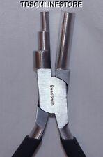 Multi Step Ring Looping Plier 5-7-10mm Loops By Beadsmith