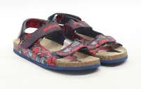 Marvel Boys UK Size 2 Red Spider Man Sandals