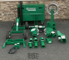 Greenlee 6805 Ultra Tugger 8000lb 8k Cable Wire Puller Setup 6800 Great Shape