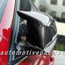 BMW M3/M4 cubre espejo de reemplazo de estilo fibra de carbono F20 F21 F30 F31 F32 F33
