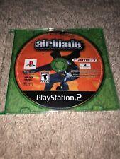 AirBlade (Sony PlayStation 2, 2002)