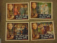 Danny Kaye Virginia Mayo Secret Life Of Walter Mitty Set Of 8 Lobby Cards #L9515