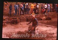 1978 35mm Photo slide  Motocross motorcycle race California #9