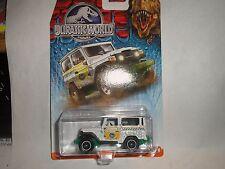 Matchbox '68 Toyota Land Cruiser Jurassic World Exclusive 1:64  NIP