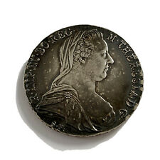 Maria Theresia Taler 1780, Silber